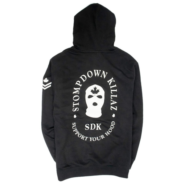 Support Your Hood Pullover