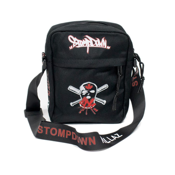 Corrupted Shoulder Bag