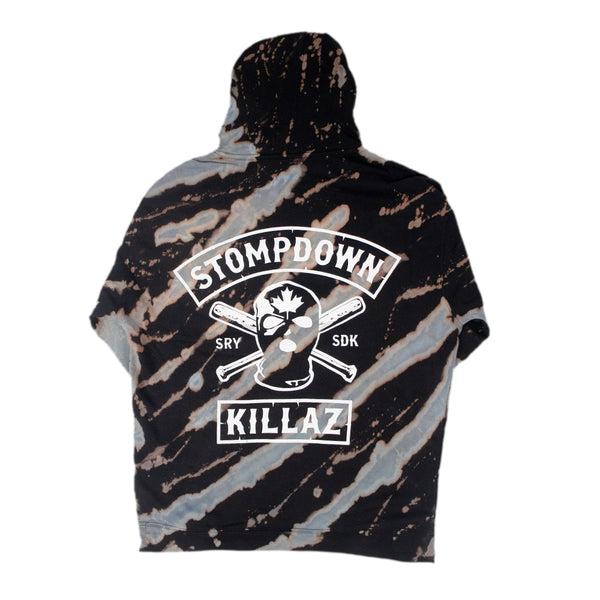 Tie Dye Road Warrior Pullover - XL
