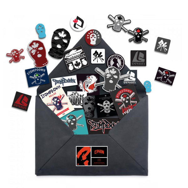$20 Mystery Sticker Pack