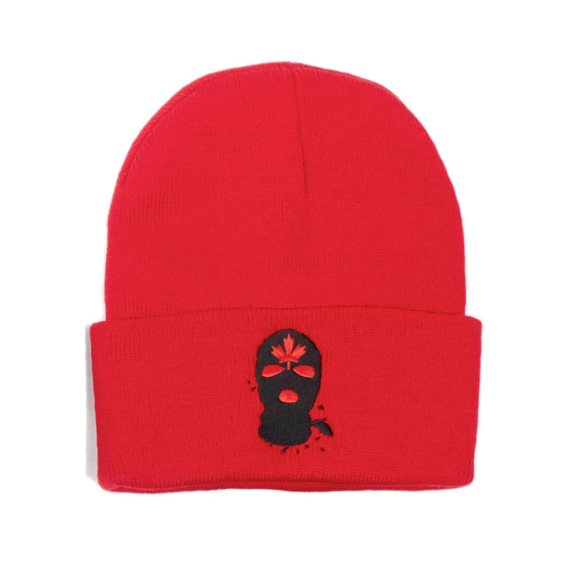 Red Spatter Toque