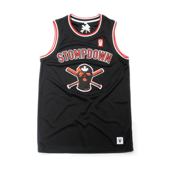 Black SDK Basketball Jersey