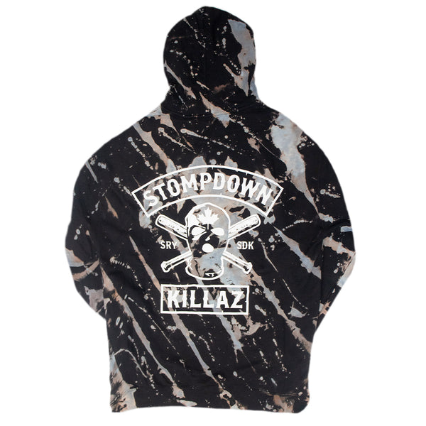 Tie Dye Road Warrior Pullover - 3XL