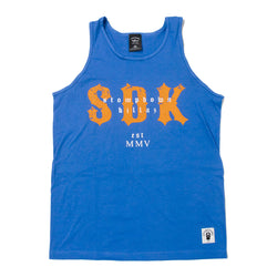 Obsidian Royal Blue Tank Top