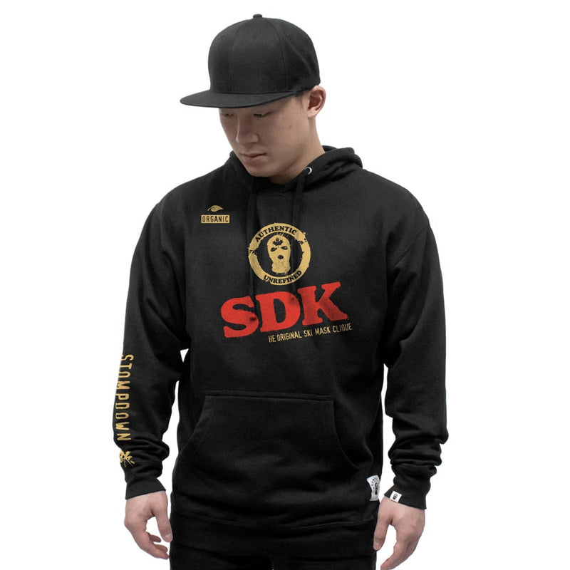SDK Unrefined Pullover