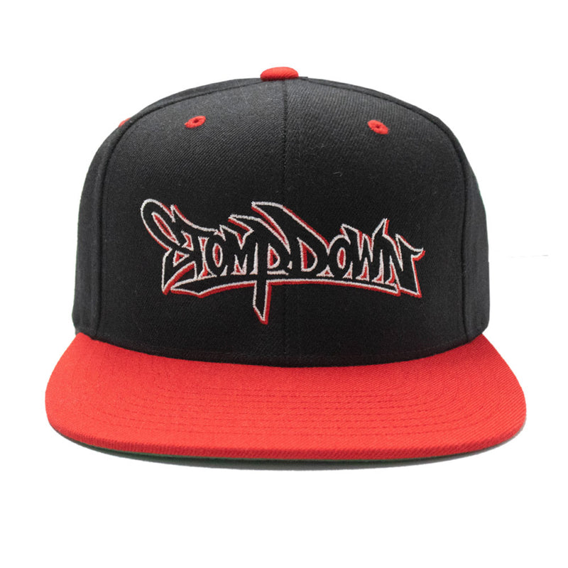 Blood In Snapback