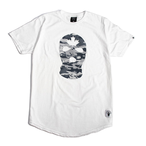 Camo Mask Scoop Tee