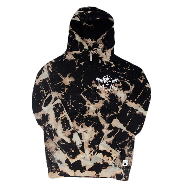 Tie Dye Road Warrior Pullover - M