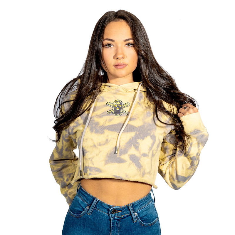 Dazed Women's Cropped Pullover