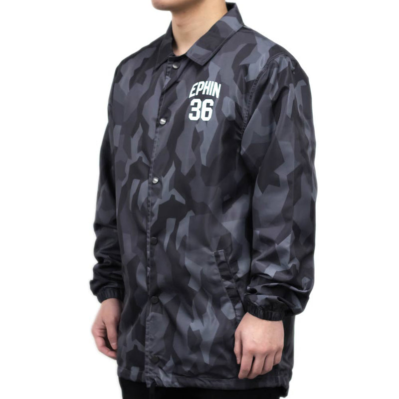 Dark Crystal Coach Jacket
