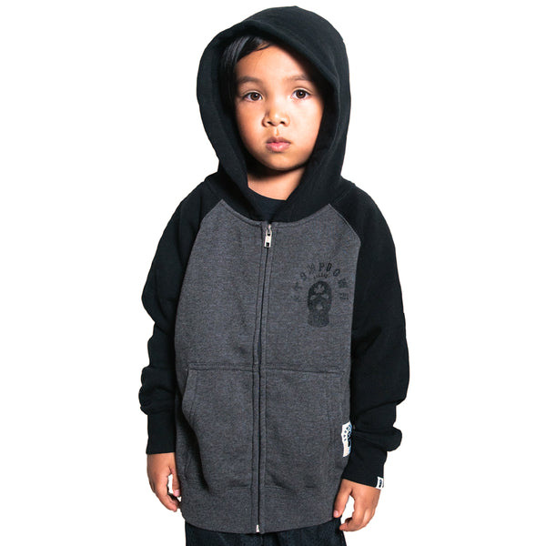 Kids Tortz Zip Up