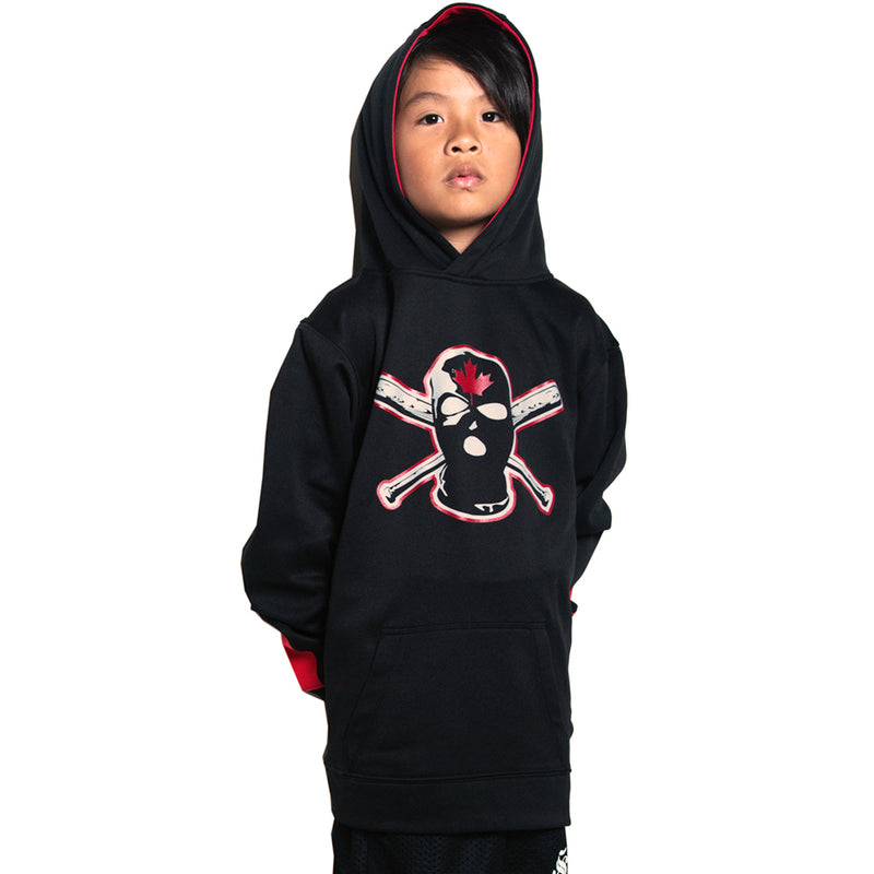 Kids Two Tone Pullover
