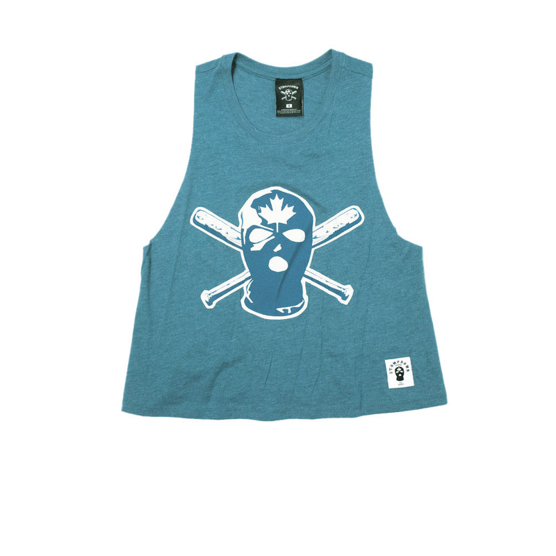 Women's Capone Cropped Tank Top