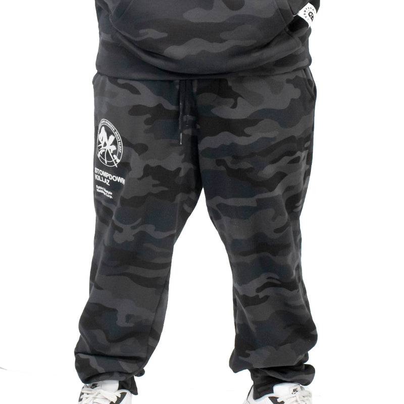 Midnight Camo Joggers