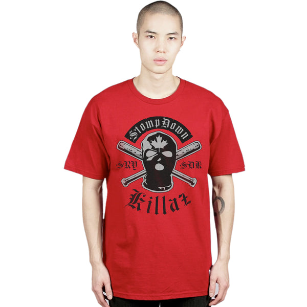 O.G. Crest Red Tee