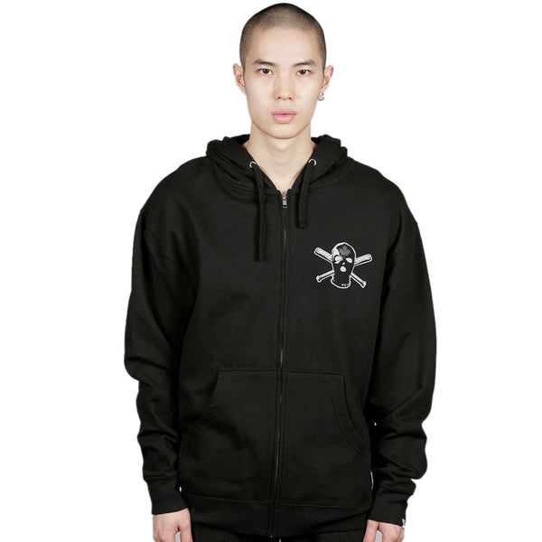 Chrome Road Warrior Zip Up