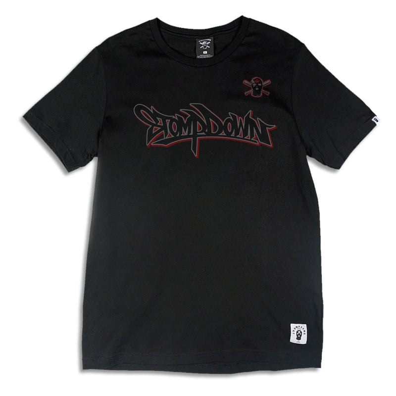Blood In Tee