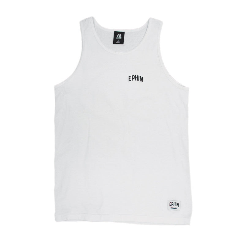Ephin Block Letter Tank Top