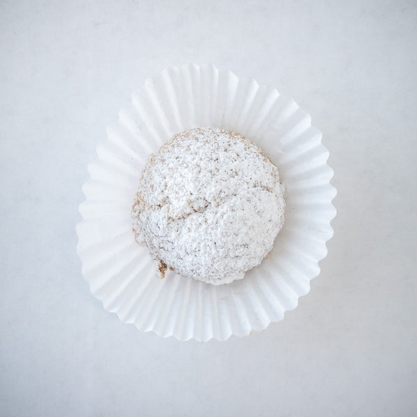 Mexican wedding cookie
