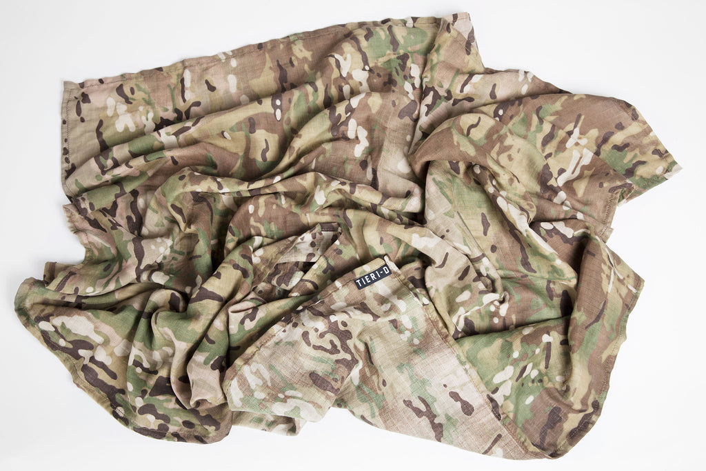Official Multicam Swaddle Blanket