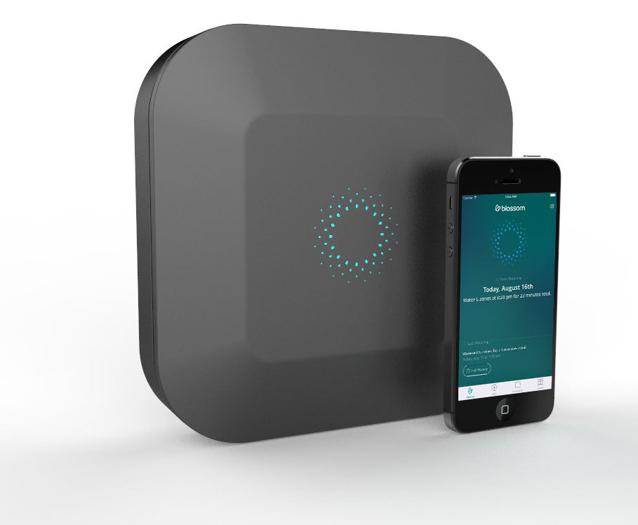 Blossom 8 - Smart Watering Controller