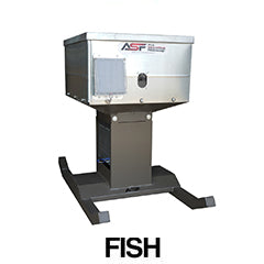 asf directional fish feeder