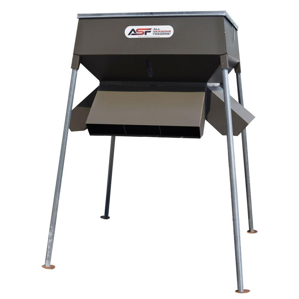 products low protein deer pro feeders profile feeder