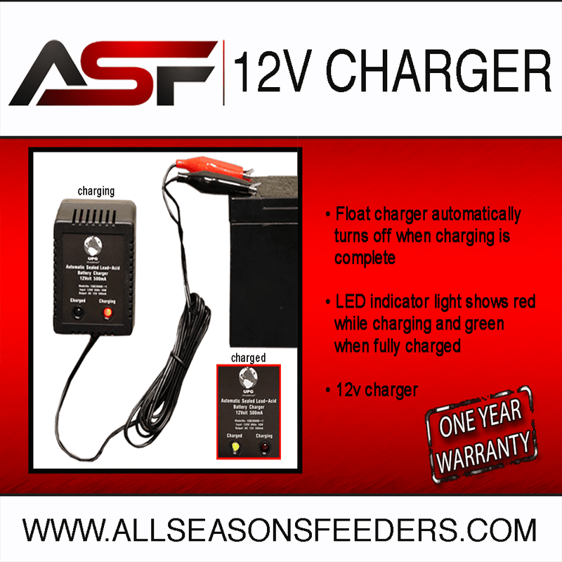 12v Float Charger