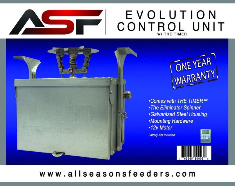12 volt Evolution Control Unit
