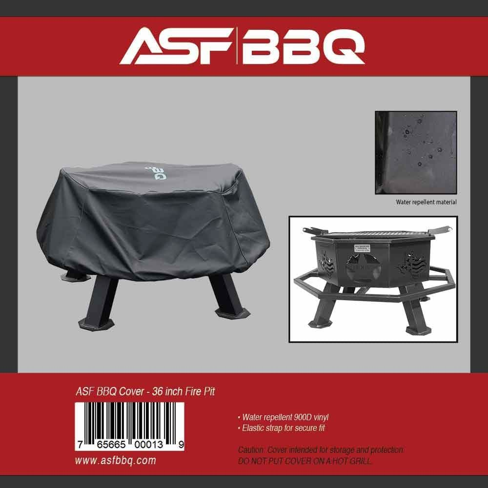 "Cover for 36"" Fire Pit"