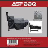 Cover - 48x20 w/Firebox and Smoker