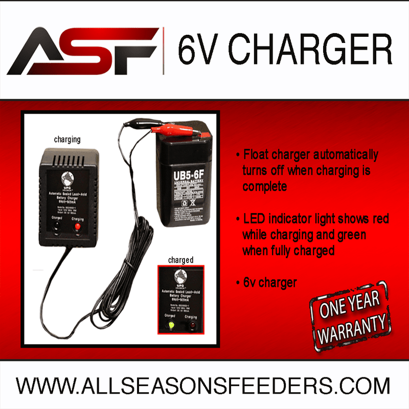 6v Float Charger