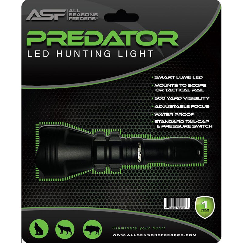 ASF Predator Green Light Kit