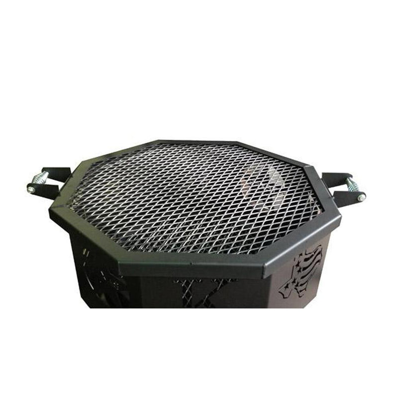 "28"" Full Grill for Fire Pit"