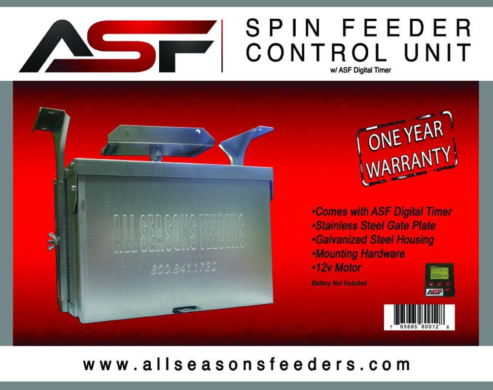 12 volt Spin Feeder Control Unit
