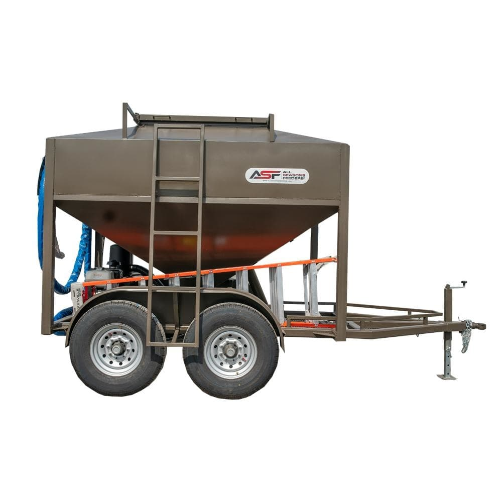 3.5 Ton Feed Wagon