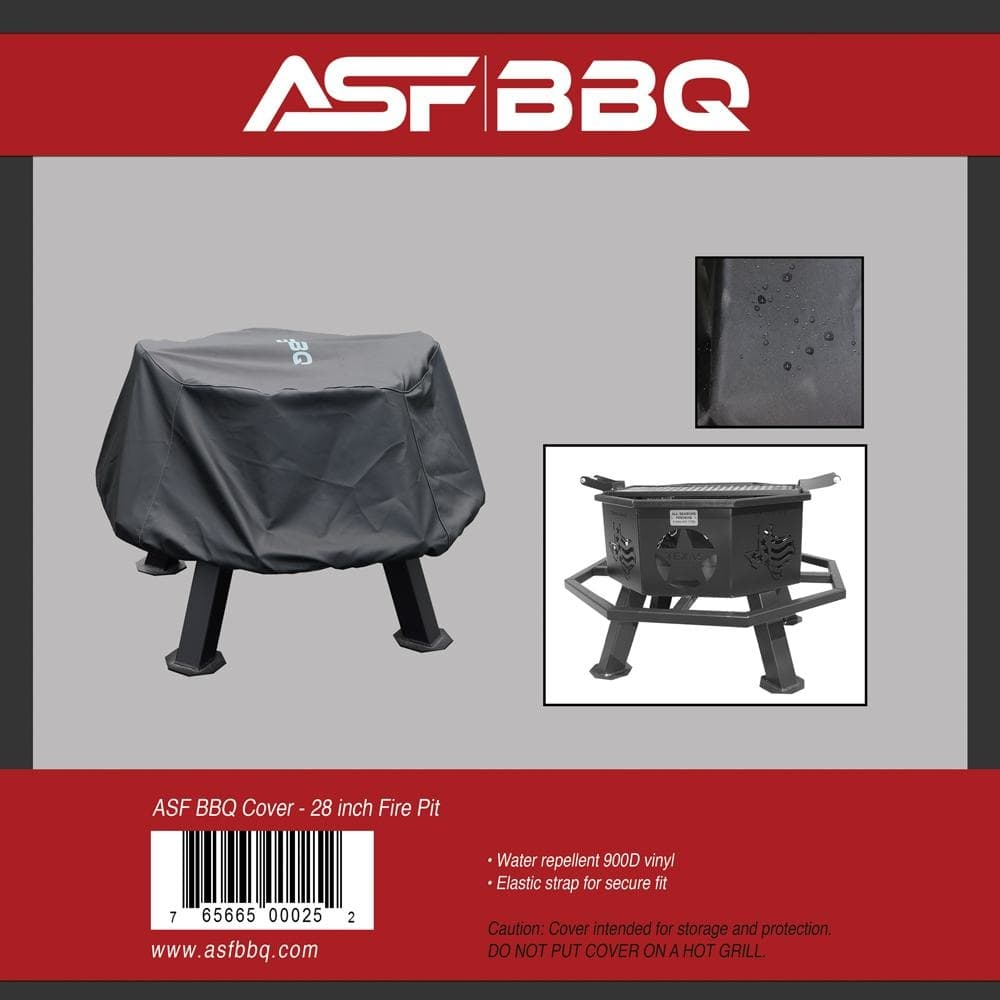 "Cover for 28"" or 36"" Fire Pit"