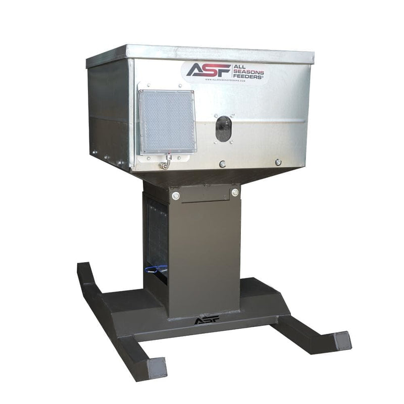 Stand & Still Feeder | Electric Protein Feeder | Broadcast Feeders