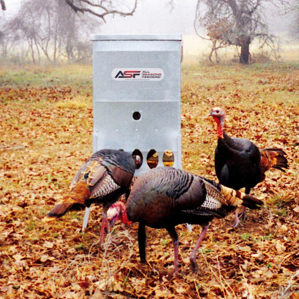 All seasons feeders turkey feeder