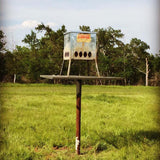 all seasons feeders turkey feeder on stand