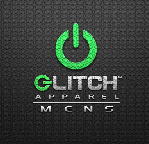 glitchgear.com gamer clothing