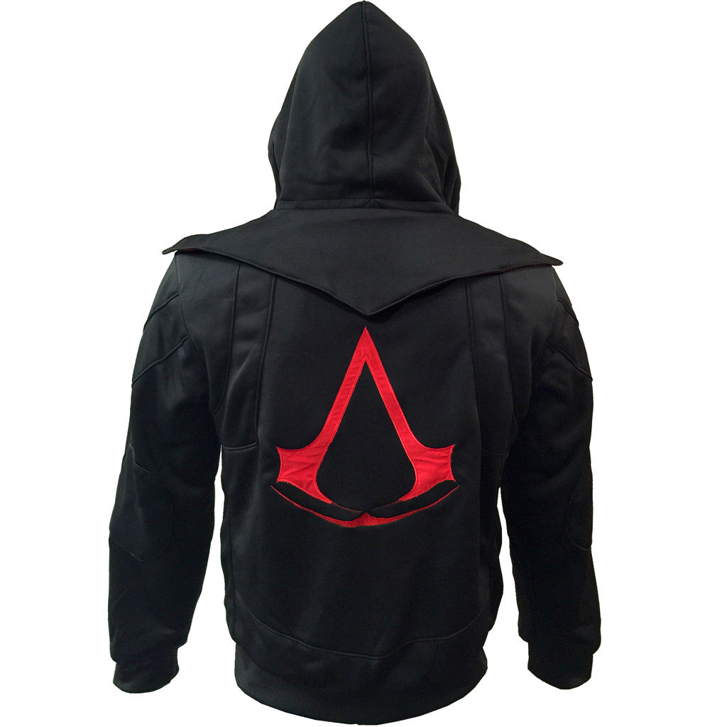 Assassin Hood, Attaches to any Jacket