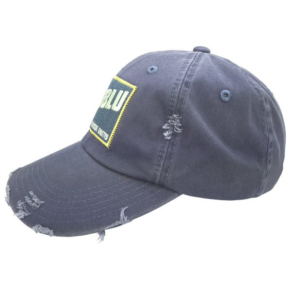 builder league united hat side view