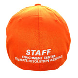 Aperture laboratories portal hat back staff logo