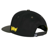 Junkrat Overwatch Logo Flat Bill Hat