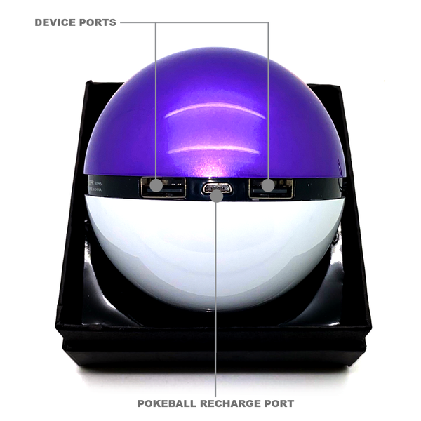 pokemon master ball power bank