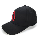 assassin creed cap with red logo
