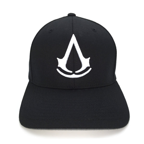 ac logo hat black front view