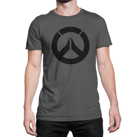 overwatch game logo shirt