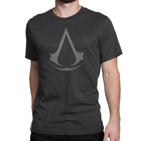 assassins creed logo t-shirt